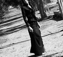 Follow the Dusty road by Nicole mahony by Nicole Mahony