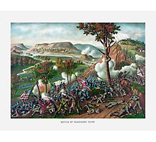Battle of Missionary Ridge -- Civil War Photographic Print