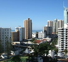 Surfers Paradise - Queensland by mazzy24