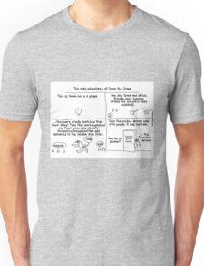 Simon the Grape vs The Wicked Jeremy Unisex T-Shirt
