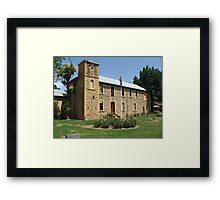 Hahndorf Art Gallery Framed Print