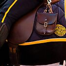 Saddled Up for Work by AmyRalston