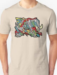 Warp Elephant T-Shirt