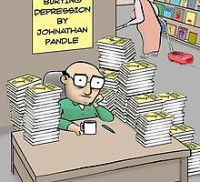 Burying Depression by David Stuart