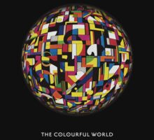 The colourful world Baby Tee