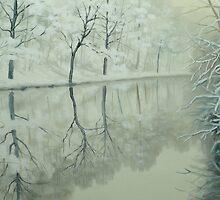 fresh snow by edisandu