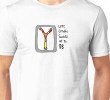 88 Miles an hour Unisex T-Shirt