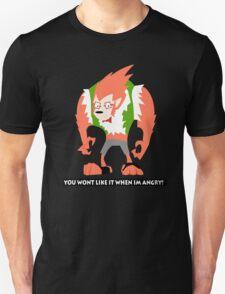 GATE STREET HIGH - Julius Werewolf form T-Shirt