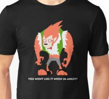 GATE STREET HIGH - Julius Werewolf form Unisex T-Shirt