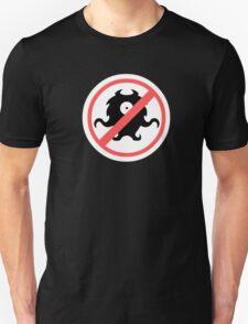 GATE STREET HIGH - No Monsters T-Shirt