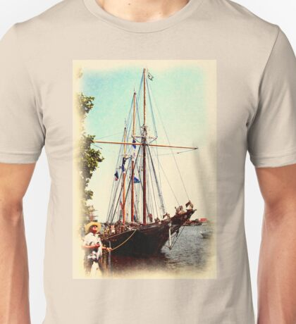 S/V Denis Sullivan - Bay City - 2010 Unisex T-Shirt