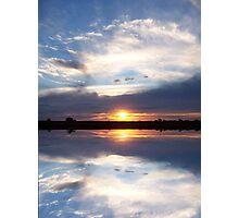 Heaven's Mirror Photographic Print