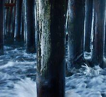 Splash, Under the Boardwalk #3 by TraceyParr