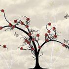 * butterfly tree * by franzi