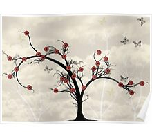 * butterfly tree * Poster