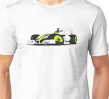 F1 2009 - BrawnGP - Jenson Button Unisex T-Shirt