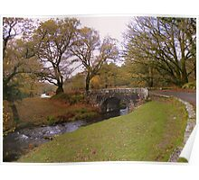 Dartmoor: Norsworthy Bridge Poster