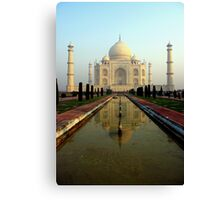 The Most Romantic Building in the World Canvas Print