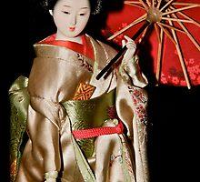 Geisha Doll by micpowell