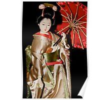 Geisha Doll Poster