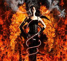 Dark Phoenix by Matt Bottos