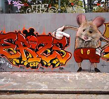 I am Mighty Mouse by Louise Fahy