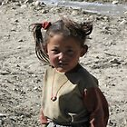 Tibetan Girl by brian  mchade