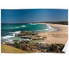 Gold Coast, Qld Poster