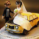 Wedding Cake Art by Peter Redmond