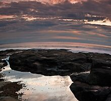 narrow view - bawley point australia by doug riley