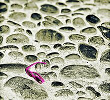 Pink sunglasses by Silvia Ganora