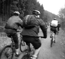 Afan Valley Riders by stephendorey