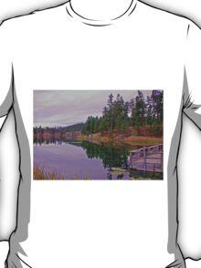 Stockade Lake, South Dakota T-Shirt