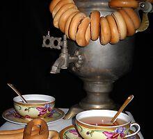 Russian tea. by Vitta