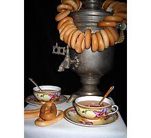 Russian tea. Photographic Print
