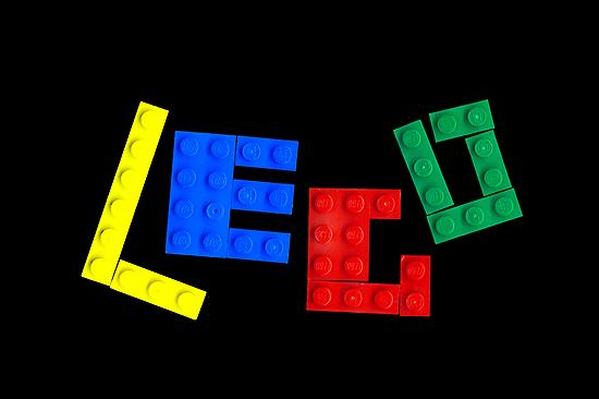 Lego by Wayne Gerard Trotman