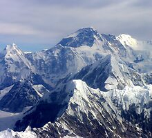 Everest - The Ultimate Challenge by jacqi