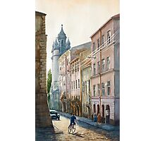 August in Lviv Photographic Print