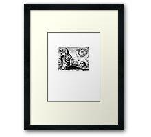 Hermes Trismegistus Framed Print