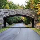 'Carriage Road Stone Bridge' by Scott Bricker