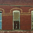 Three Windows by Susan Russell