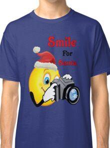 Smile for Santa Classic T-Shirt