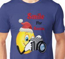 Smile for Santa Unisex T-Shirt