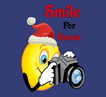 Smile for Santa Unisex T-Shirt