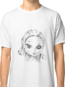 Blinking doll Classic T-Shirt