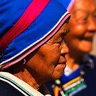 Naxi Women - Lijiang, China by Alex Zuccarelli