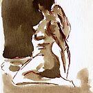 Nu lavis by Sophie-Berger