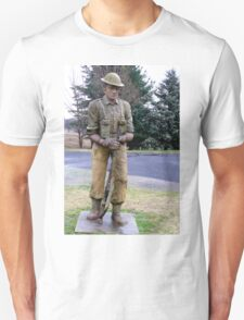 ANZAC memorial Unisex T-Shirt