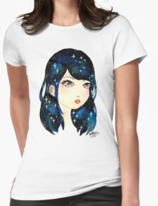 Starry-eyed in space  T-Shirt