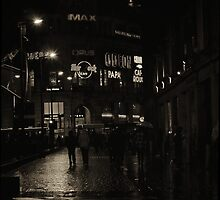 Manchester Rain by inkedsandra